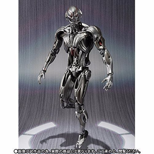 S.H.Figuarts Avengers Age of Ultron ULTRON PRIME Action Figure BANDAI NEW Japan_1