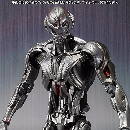 S.H.Figuarts Avengers Age of Ultron ULTRON PRIME Action Figure BANDAI NEW Japan_2