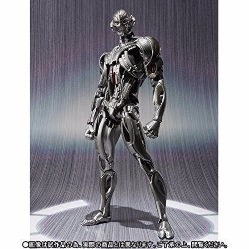 S.H.Figuarts Avengers Age of Ultron ULTRON PRIME Action Figure BANDAI NEW Japan_5