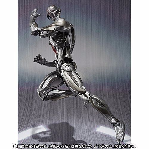 S.H.Figuarts Avengers Age of Ultron ULTRON PRIME Action Figure BANDAI NEW Japan_6