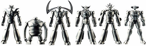 Absolute Chogokin DYNAMIC CHARACTERS 24 Packs BOX Die-cast Figure BANDAI Japan_1