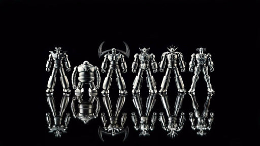 Absolute Chogokin DYNAMIC CHARACTERS 24 Packs BOX Die-cast Figure BANDAI Japan_2