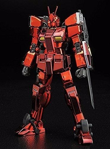BANDAI HGBF 1/144 GUNDAM AMZING RED WARRIOR FULL COLOR PLATING Ver Model Kit NEW_2