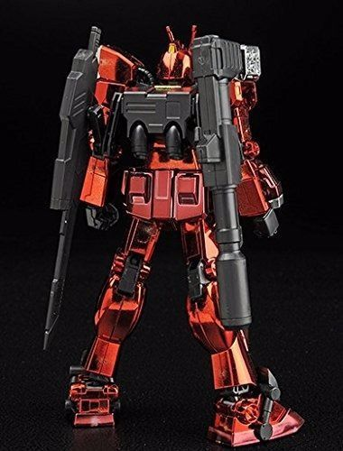 BANDAI HGBF 1/144 GUNDAM AMZING RED WARRIOR FULL COLOR PLATING Ver Model Kit NEW_3