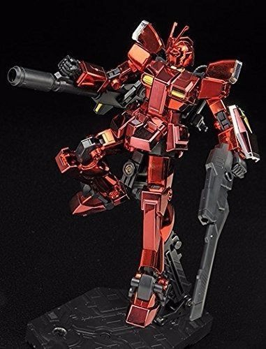 BANDAI HGBF 1/144 GUNDAM AMZING RED WARRIOR FULL COLOR PLATING Ver Model Kit NEW_5
