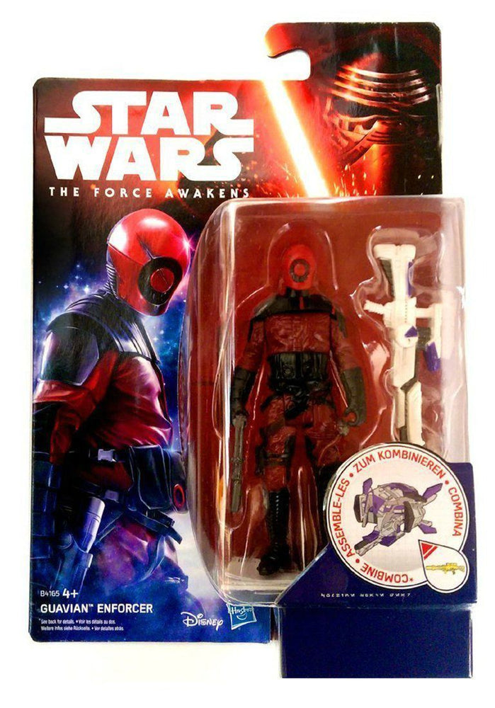 STAR WARS The Force Awakens BASIC FIGURE GUAVIAN ENFORCER TAKARA TOMY Japan_1