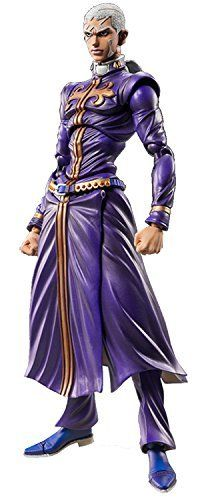 Super Action Statue 77 Enrico Pucci Hirohiko Araki Specify Color Ver. Figure_1