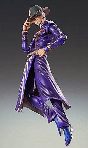 Super Action Statue 77 Enrico Pucci Hirohiko Araki Specify Color Ver. Figure_3