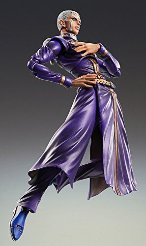 Super Action Statue 77 Enrico Pucci Hirohiko Araki Specify Color Ver. Figure_4