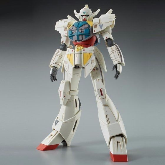 BANDAI HGBF 1/144 TURN A GUNDAM SHIN Plastic Model Kit Gundam Build Fighters NEW_4