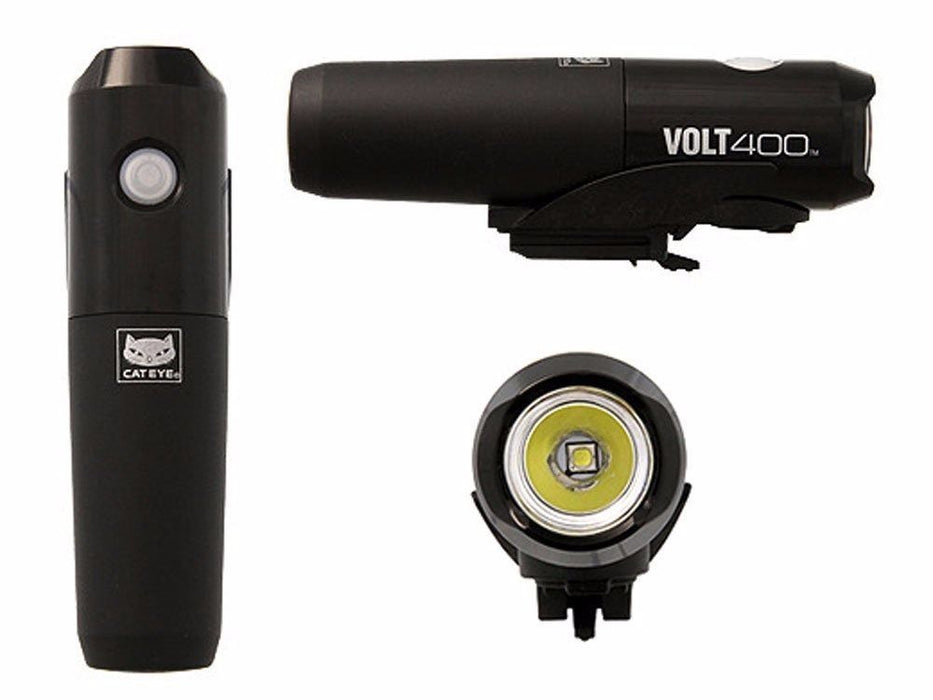 CATEYE HL-EL461RC VOLT 400 Rechargeable Bicycle Head Light NEW from Japan_2