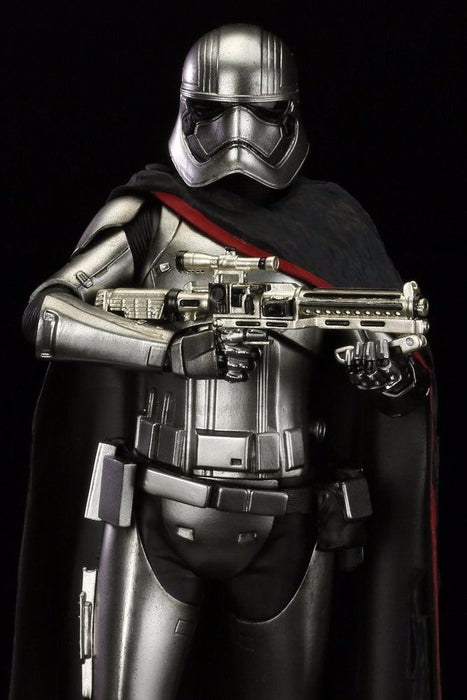 ARTFX+ STAR WARS The Force Awakens CAPTAIN PHASMA 1/10 PVC Figure KOTOBUKIYA NEW_8