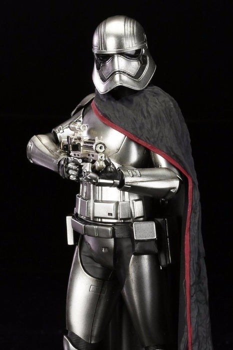 ARTFX+ STAR WARS The Force Awakens CAPTAIN PHASMA 1/10 PVC Figure KOTOBUKIYA NEW_9