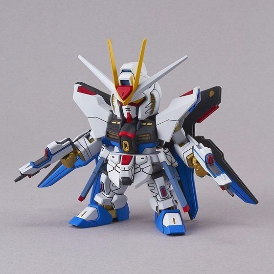 BANDAI SD GUNDAM EX-STANDARD 006 STRIKE FREEDOM GUNDAM Model Kit Gundam SEED NEW_2