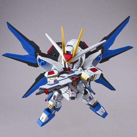 BANDAI SD GUNDAM EX-STANDARD 006 STRIKE FREEDOM GUNDAM Model Kit Gundam SEED NEW_3