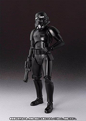 S.H.Figuarts Star Wars SHADOW TROOPER Action Figure BANDAI TAMASHII NATION 2015_2