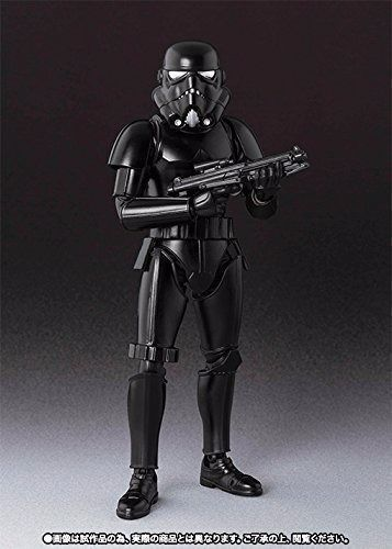 S.H.Figuarts Star Wars SHADOW TROOPER Action Figure BANDAI TAMASHII NATION 2015_3