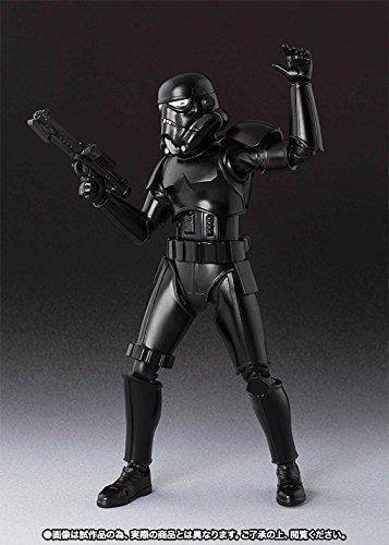 S.H.Figuarts Star Wars SHADOW TROOPER Action Figure BANDAI TAMASHII NATION 2015_4