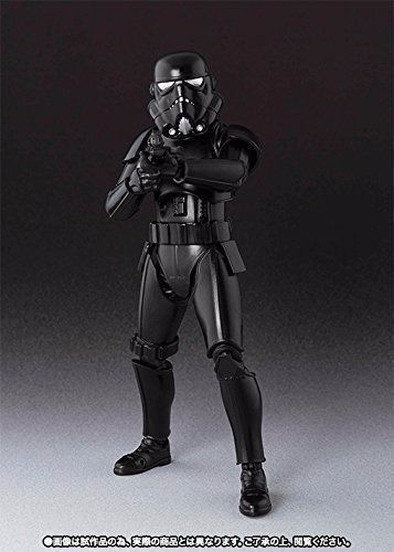 S.H.Figuarts Star Wars SHADOW TROOPER Action Figure BANDAI TAMASHII NATION 2015_5