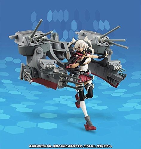 Armor Girls Project Kantai Collection KanColle MUSASHI Action Figure BANDAI NEW_4