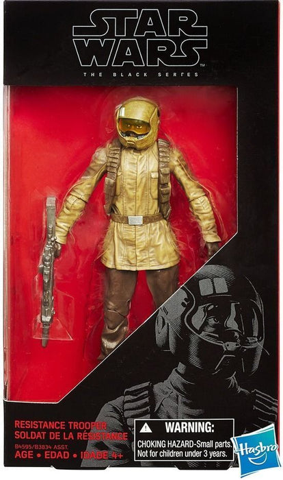 STAR WARS BLACK Series 6Inch Figure RESISTANCE TROOPER TAKARA TOMY from Japan_2