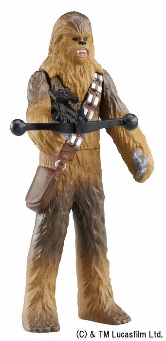 Metal Figure Collection MetaColle Star Wars 15 CHEWBACCA TAKARA TOMY from Japan_3