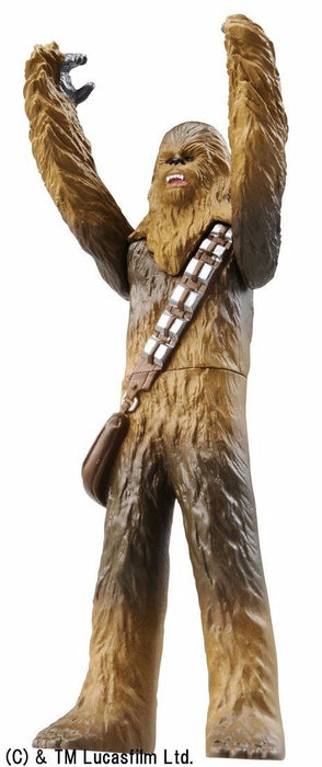 Metal Figure Collection MetaColle Star Wars 15 CHEWBACCA TAKARA TOMY from Japan_4
