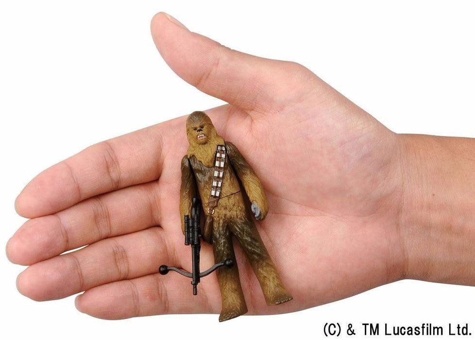 Metal Figure Collection MetaColle Star Wars 15 CHEWBACCA TAKARA TOMY from Japan_5