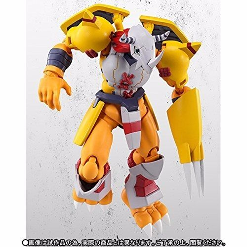 S.H.Figuarts Digimon Adventure WARGREYMON Action Figure BANDAI NEW Japan_1