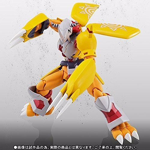 S.H.Figuarts Digimon Adventure WARGREYMON Action Figure BANDAI NEW Japan_2
