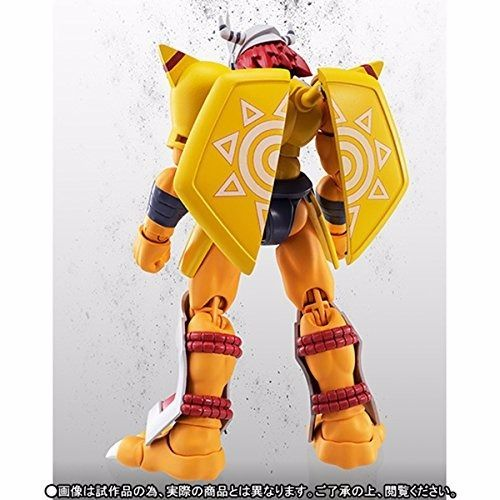 S.H.Figuarts Digimon Adventure WARGREYMON Action Figure BANDAI NEW Japan_4
