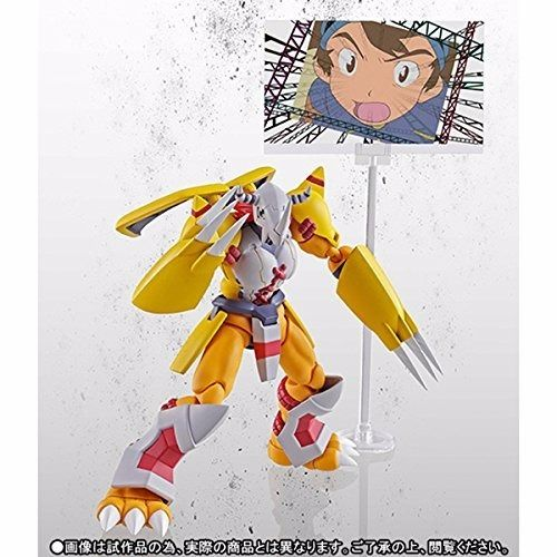 S.H.Figuarts Digimon Adventure WARGREYMON Action Figure BANDAI NEW Japan_5