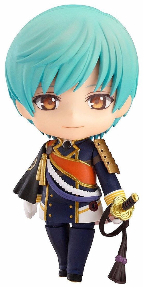 Nendoroid 581 Touken Ranbu ONLINE ICHIGO HITOHURI Action Figure ORANGE ROUGE NEW_1