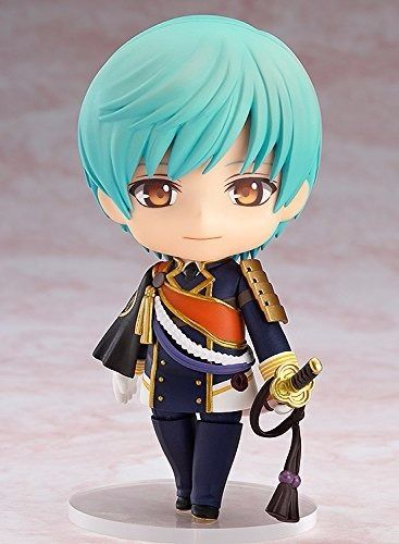 Nendoroid 581 Touken Ranbu ONLINE ICHIGO HITOHURI Action Figure ORANGE ROUGE NEW_2