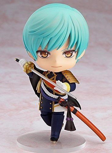 Nendoroid 581 Touken Ranbu ONLINE ICHIGO HITOHURI Action Figure ORANGE ROUGE NEW_5