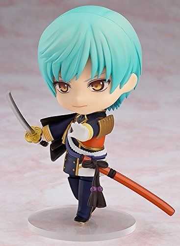 Nendoroid 581 Touken Ranbu ONLINE ICHIGO HITOHURI Action Figure ORANGE ROUGE NEW_6