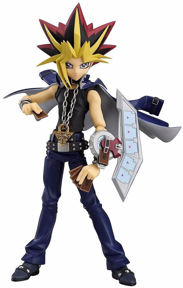 Figma 276 Yu-Gi-Oh! Duel Monsters YAMI YUGI Action Figure Max Factory NEW Japan_1