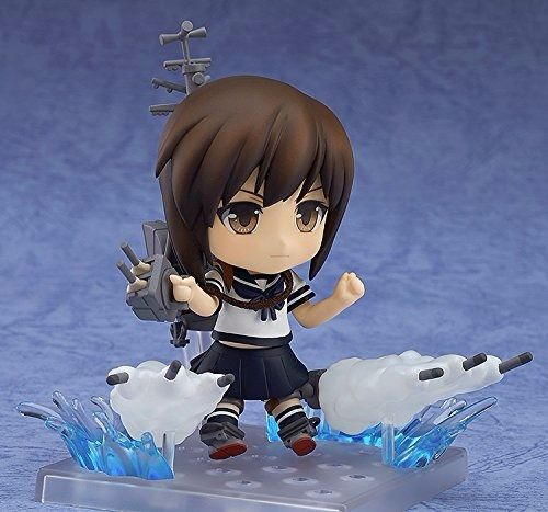 Nendoroid 585 Kantai Collection Fubuki Animation Ver Figure Good Smile Company_4