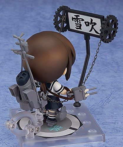 Nendoroid 585 Kantai Collection Fubuki Animation Ver Figure Good Smile Company_6