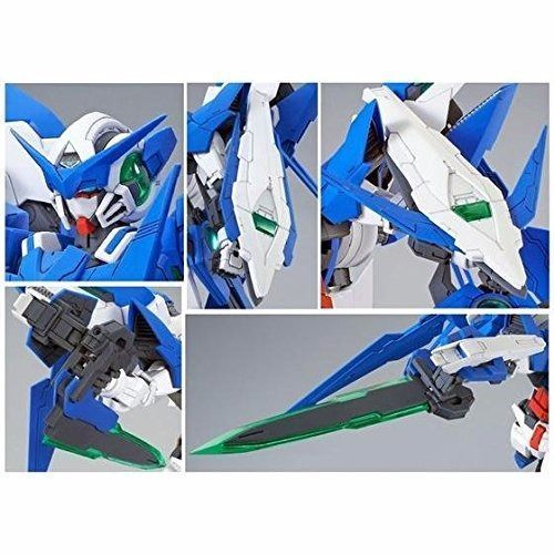 BANDAI MG 1/100 PPGN-001 GUNDAM AMAZING EXIA Plastic Model Kit Limited NEW Japan_9