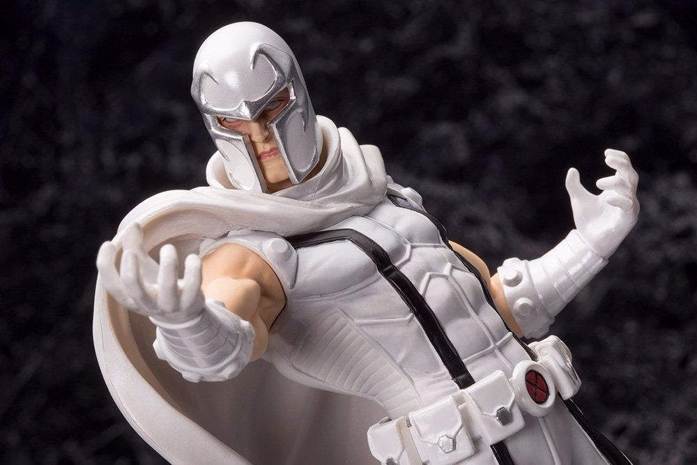 ARTFX+ MARVEL NOW! X-Men WHITE MAGNETO 1/10 PVC Figure KOTOBUKIYA NEW from Japan_7