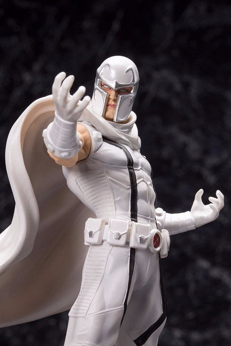 ARTFX+ MARVEL NOW! X-Men WHITE MAGNETO 1/10 PVC Figure KOTOBUKIYA NEW from Japan_8