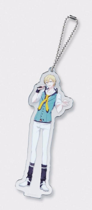 TAMASHII COLLECTION IDOLiSH7 Acrylic Stand Keychain NAGI ROKUYA BANDAI from NEW_3