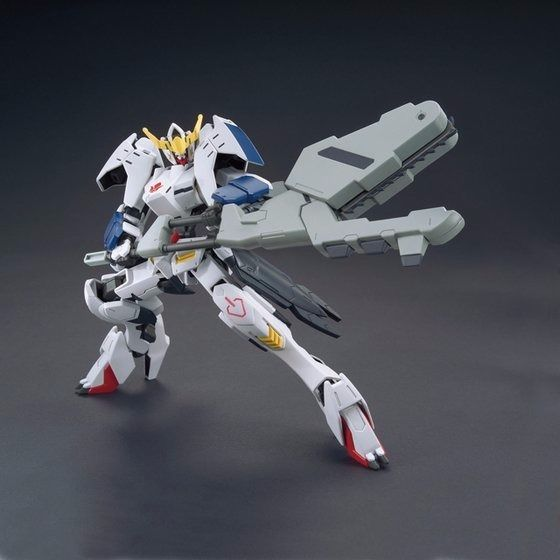 BANDAI HG 1/144 GUNDAM BARBATOS 6TH FORM Model Kit Iron-Blooded Orphans NEW F/S_3