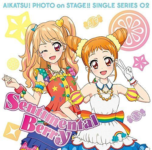 [CD] Aikatsu! Photo on Stage!! SINGLE SERIES 02 NEW from Japan_1