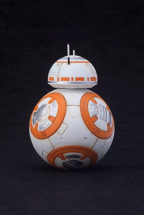 ARTFX+ Star Wars The Force Awakens R2-D2 & C-3PO with BB-8 1/10 PVC Figure NEW_5