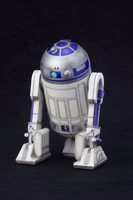 ARTFX+ Star Wars The Force Awakens R2-D2 & C-3PO with BB-8 1/10 PVC Figure NEW_8