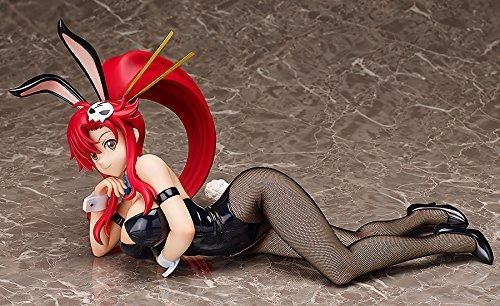 Gurren Lagann Yoko Bunny Ver 1/4 Scale PVC Figure FREEing NEW from Japan_3