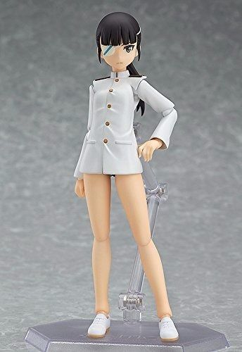 figma 282 Strike Witches MIO SAKAMOTO Action Figure Max Factory NEW from Japan_6