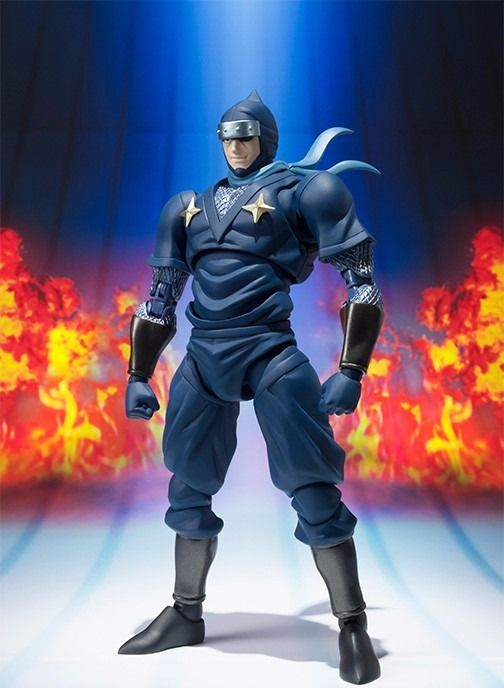 S.H.Figuarts Kinnikuman THE NINJA Action Figure BANDAI TAMASHII NATIONS NEW_1